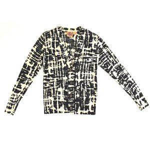 Tory Burch Merino Wool Sweater cardigan Sz s